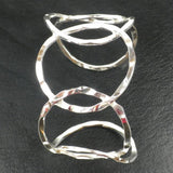 Handmade Silver Overlay Cuff Bracelets-Many Designs, ALL Beautiful! - The Pink Pigs, Fine Jewels and Gifts for People who Love Animals!