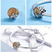 Honey Bee Themed Charms-Pandora Style-The Pink Pigs, A Compassionate Boutique