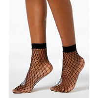INC International Concepts I.N.C. Women's Fishnet Ankle Socks-The Pink Pigs, A Compassionate Boutique