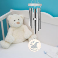 Lullaby Windchime-Perfect Gift for New Moms, bring peace and mindfulness!-The Pink Pigs, A Compassionate Boutique