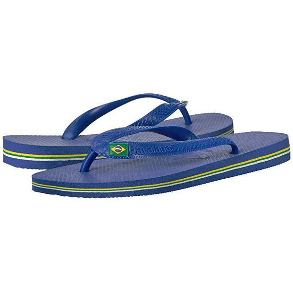 Men's Flip Flops, Havaianas and REEF Brands, Lots of Sizes!-The Pink Pigs, A Compassionate Boutique