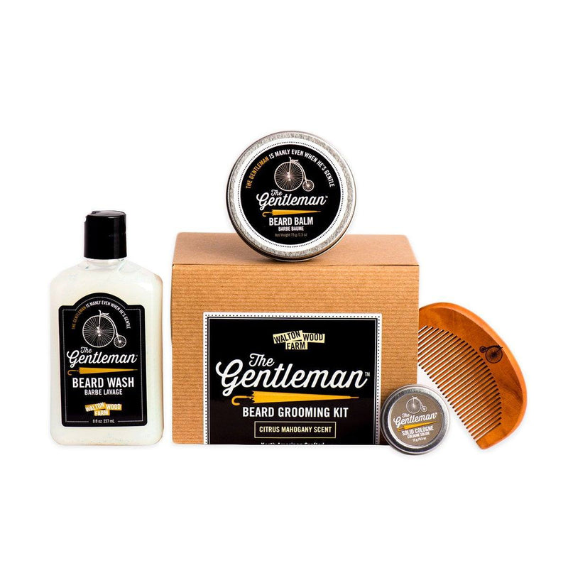 Men's Premium Grooming Kits - Great Gift that Supports USA Small Business! - The Pink Pigs, A Compassionate Boutique