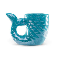 Mermaid Mugs and Soap Dishes-Super Cute-Perfect Gift!-The Pink Pigs, A Compassionate Boutique
