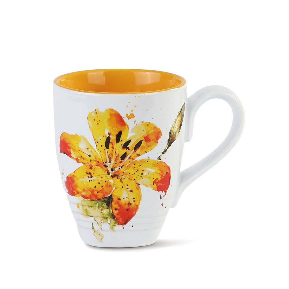 Nature, Animal, Flower Inspired Mugs-High Quality, Beautiful! - The Pink Pigs, Fine Jewels and Gifts for People who Love Animals!