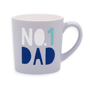 Number One Dad Mug-With or Without Candy Gift for Fathers