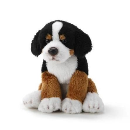 Plush Working Dogs: Bernese, Dalmatian, Husky, Shiba Inu, Chow, Dobie, Rottie - The Pink Pigs, A Compassionate Boutique