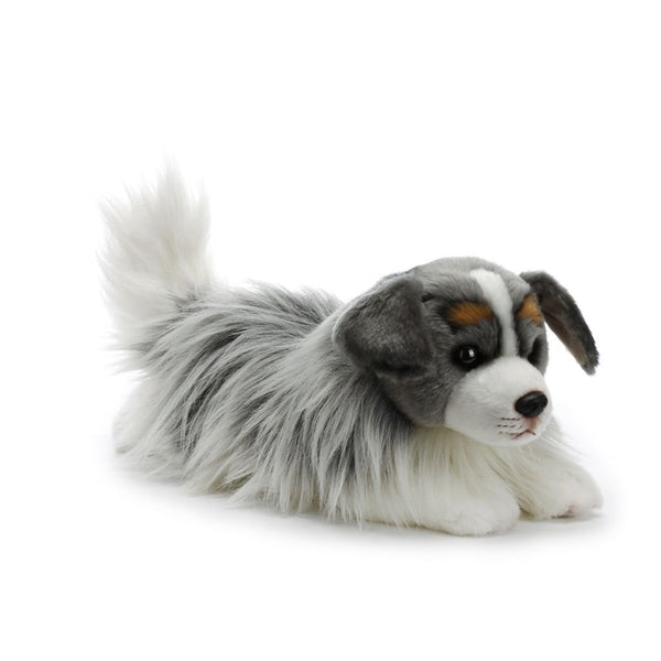 Plush Dogs: Herding Group-Aussie, Border Collie, Heeler, German Shepherd-The Pink Pigs, A Compassionate Boutique