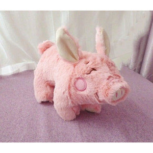 Plush Piggy with BIG Ears, so cute!