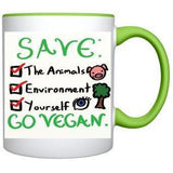 Rooterville Coffee Mugs-The Pink Pigs, A Compassionate Boutique