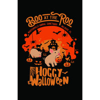 Rooterville Hoggy Walloween T-Shirt for Boo at the Roo!-The Pink Pigs, A Compassionate Boutique