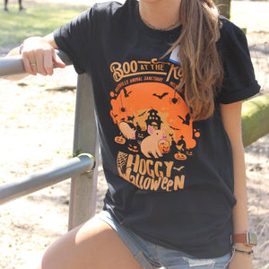 Rooterville Hoggy Walloween T-Shirt for Boo at the Roo!