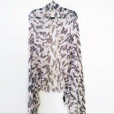 Steve Madden Twinkle Camo Wrap & Scarf-The Pink Pigs, A Compassionate Boutique