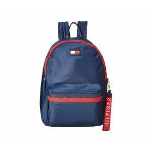 TOMMY HILFIGER LEAH DOME BACKPACK NEW WITH TAGS, Blue or Silver-The Pink Pigs, A Compassionate Boutique