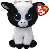 "Ty Beanie Boos 6"" Stuffed Animal Collectibles with Heart Tag-Adorable! Top Seller in our Gift Shop!-The Pink Pigs, A Compassionate Boutique"