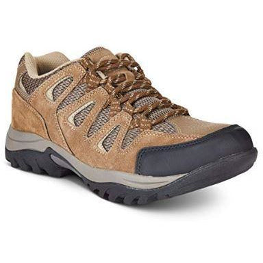 Weatherproof Vintage Men's Pathfinder Hiking Sneakers Brown-The Pink Pigs, A Compassionate Boutique