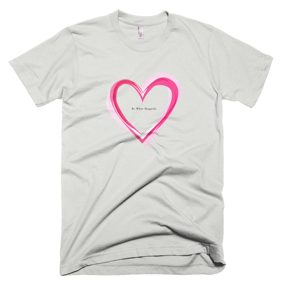 Unisex Short Sleeve 100% Cotton T | BWH Heart