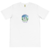 UNISEX SHORT SLEEVE 100% ORGANIC COTTON TEE | TAKE THE HAPPY PATH