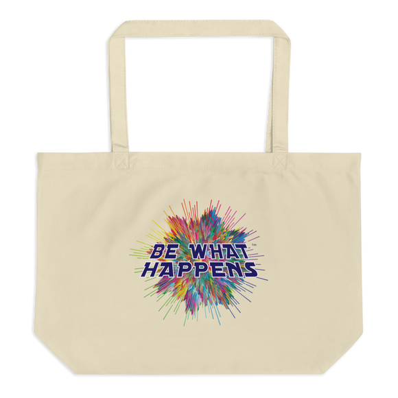 100% Organic Cotton Tote Bag | Supernova