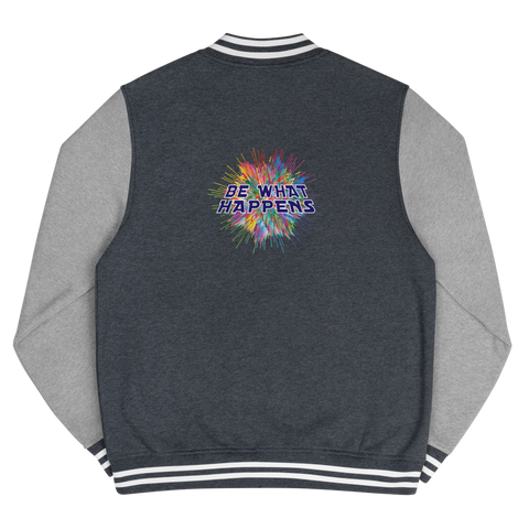Men's Letterman Jacket | Supernova