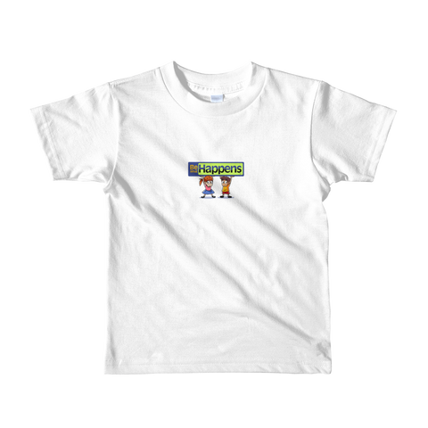 Boys & Girls 2-6 Years | Youth Short sleeve 100% Cotton T | Stand Together