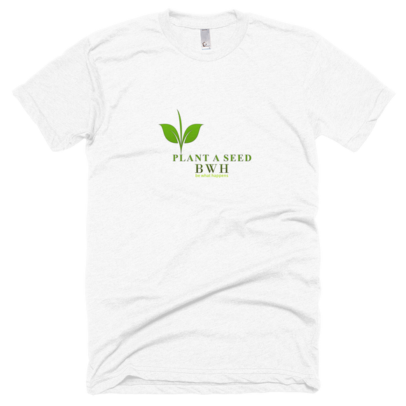 Unisex Short Sleeve 50-50 T | Plant A Seed