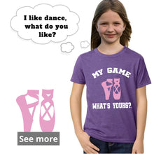 Load image into Gallery viewer, Boy/Girl Dance Shirt