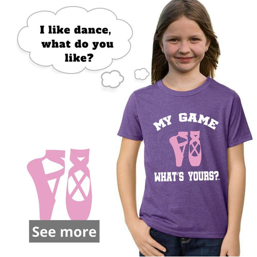 Boy/Girl Dance Shirt