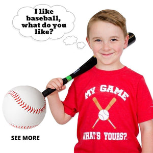 Boy/Girl Baseball Shirt