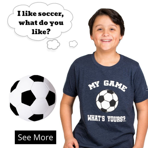 Boy/Girl Soccer Shirt