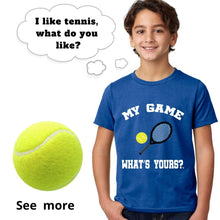 Load image into Gallery viewer, Boy/Girl Tennis Shirt
