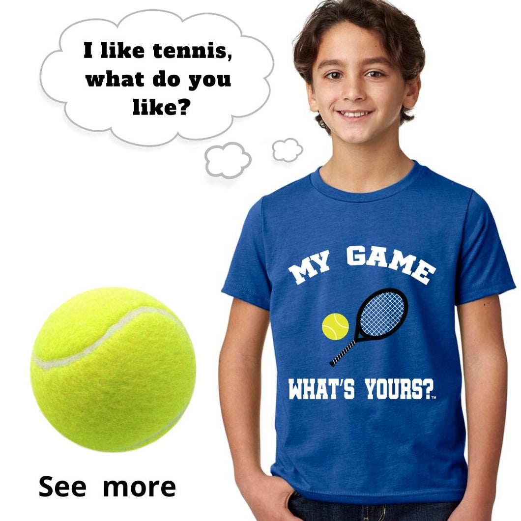 Boy/Girl Tennis Shirt