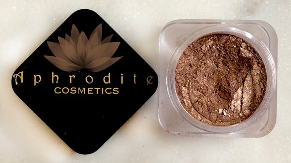 Eyeshadow Mineral SP7 Copper Cocoa