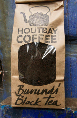 Burundi Black tea - Houtbay coffee
