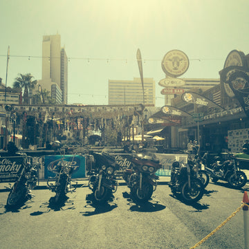 Ole Smoky Joins Hogs and Heifers for the Las Vegas Bike Fest