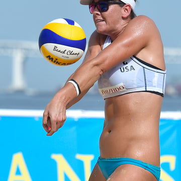 Meet Pro Beach Volleyball Player Jennifer Fopma