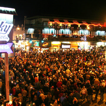 New Year Events With Ole Smoky Moonshine!