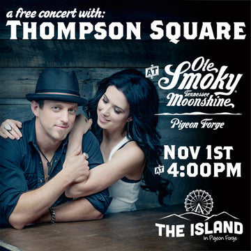 Free Concert At The Barn With Thompson Square: Nov. 1st