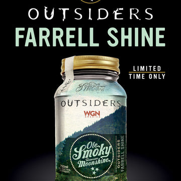 Ole Smoky Teams with WGN America's 'Outsiders': Moonshine Inspired by the Hit Series