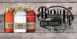 Ole Smoky Moonshine at Buckle Up Music Festival July 18-20