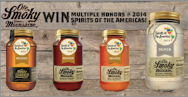 Ole Smoky Moonshine Wins Big At The 2014 Spirits of the Americas Competition