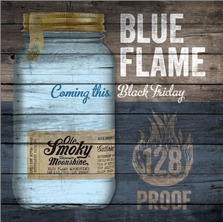 Blue Flame Exclusively at the Holler & Pigeon Forge for Black Friday