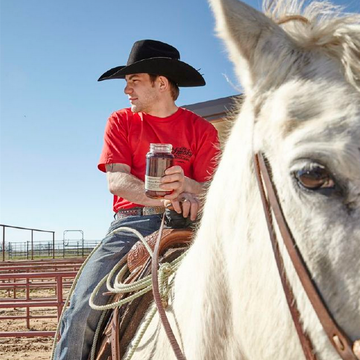 Ole Smoky is Proud to Sponsor Championship Bull Rider Chase Outlaw