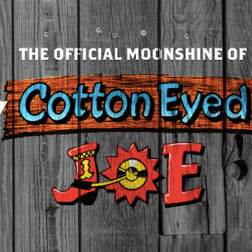 Ole Smoky Official Moonshine of the Cotton Eyed Joe