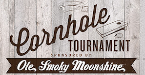 Ole Smoky Cornhole Tournament at the Barn