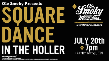 Join Us for Another Square Dance at The Holler July 20th!