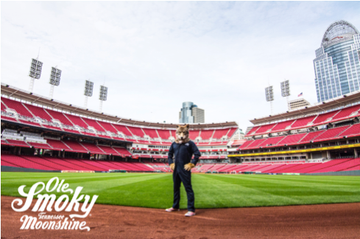 Ole Smoky Moonshine: Official Partner of the Cincinnati Reds