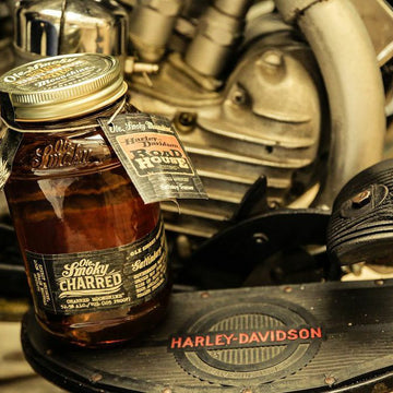 Ole Smoky Moonshine Official Moonshine of Harley-Davidson