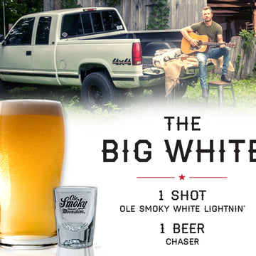Dierks Bentley's Favorite Way to Drink Ole Smoky: The Big White