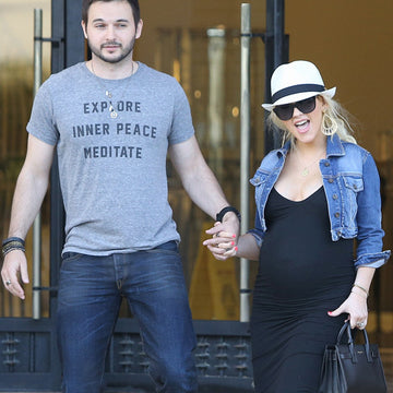 Christina Aguilera Celebrates Pregnancy at Baby Shower | EOnline.com