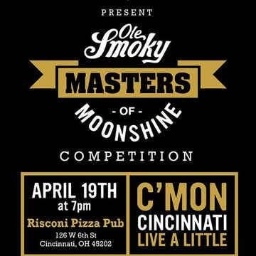 Ole Smoky Presents Masters of Moonshine Competition Cincinnati